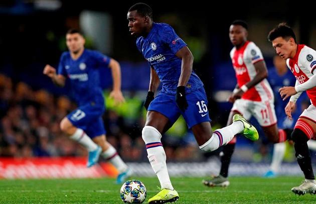 Đội hình Chelsea đấu Everton: 'Tiểu Iniesta' lĩnh xướng khu trung tuyến? - Bóng Đá