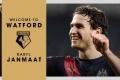 Tuyển thủ Hà Lan chính thức gia nhập Watford
