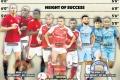 Đội nào vô địch chiều cao và cân nặng Premier League 2016/17