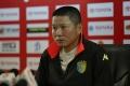 HLV Đình Nghiêm lý giải phong độ ghi bàn cực kém của Hà Nội FC