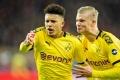 """Cùng nhau bùng nổ, Sancho lên tiếng ca ngợi """"chân sút dát vàng"""" của Dortmund"""