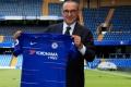 Tân thuyền trưởng Chelsea: 'Nghiện' thuốc lá và bóng đá đẹp