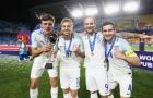 Tuyển Anh bị FIFA phạt vì sử dụng 'nước cấm'