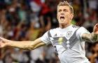 Toni Kroos chuộc lỗi cho niềm tin của người Đức