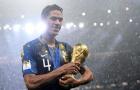 3 hậu vệ xuất sắc nhất World Cup 2018