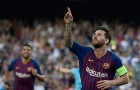 Thủ môn Jeroen Zoet làm nền cho siêu phẩm của Messi