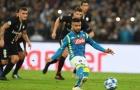 Buffon xuất thần, Napoli bất phân thắng bại với PSG