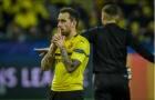 Alcacer 'tắt điện' trước nhà cựu á quân Champions League