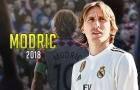 Luka Modric: Người nghệ sỹ đánh bại hai 'gã khổng lồ' Ronaldo-Messi