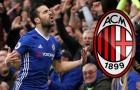 3 bến đỗ lí tưởng dành cho Fabregas nếu rời Chelsea