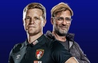 19h30 ngày 07/12, Bournemouth vs Liverpool: Tổng tấn công chuẩn bị Champions League