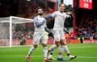 Điểm nhấn Bournemouth 0-4 Liverpool: Ai còn chỉ trích Salah?; Tham vọng của Howe ngày càng xa