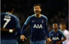 Siêu dự bị lên tiếng, Tottenham đè bẹp 'nhược tiểu' với tỉ số kinh hoàng
