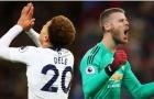 ĐHTB vòng 22 Premier League: De Gea và Pogba dẫn đầu