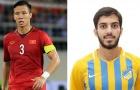 3 cặp đối đầu quyết định Việt Nam vs Jordan: Ngọc Hải đọ tài cùng 'Messi Jordan'