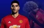 Vì sao Fellaini xứng đáng được tôn trọng khi rời Man Utd?
