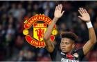Leon Bailey: Mục tiêu 100 triệu bảng của Man Utd là ai?