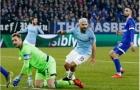 Otamendi bị đuổi, Man City ngược dòng nghẹt thở trước Schalke