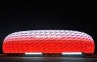 Allianz Arena: Pháo đài 'bất khả xâm phạm' của Bayern Munich