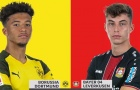 00h00 ngày 25/02, Dortmund vs Leverkusen: Thắng hay nhìn Bayern vô địch?