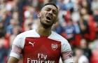 Rõ lý do Aubameyang phải ngồi dự bị trận Arsenal - Newcastle