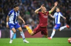 'Gã đồ tể' Pepe tẩn Edin Dzeko ngay trong trận đấu với Roma