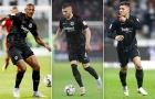 Jovic,Rebic, Haller: Tam tấu ma thuật tại Bundesliga