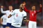 Sterling lập hattrick, Anh 'hủy diệt' CH Séc trên sân nhà Wembley