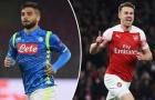 TRỰC TIẾP Napoli vs Arsenal: Đội hình dự kiến