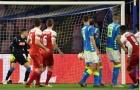 Lacazette lập siêu phẩm, Arsenal hạ 'knock-out' Napoli trên đất Ý