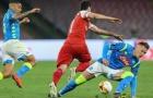 TRỰC TIẾP Napoli 0-1 Arsenal: Pháo thủ đi tiếp vào bán kết Europa League (KT)