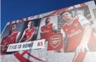 Arsenal quảng cáo rầm rộ cho 'bộ cánh' mới mùa giải 2019/2020