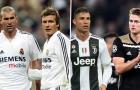 Từ Ronaldo đến De Ligt, Juventus đang sao chép Galacticos của Real?