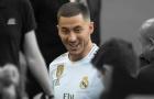 Hazard và sức ép nghìn cân khi khoác lên mình màu áo Real Madrid