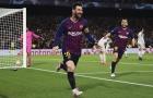Barcelona và cơn đau đầu chưa có 'thuốc giải' mang tên Messi