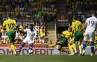 Abraham tỏa sáng, Chelsea thắng nghẹt thở tân binh Premier League