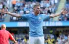 TRỰC TIẾP Man City 8-0 Watford: De Bruyne nã đại bác! (KT)