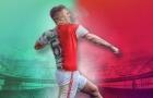 Andy Robertson đẳng cấp, nhưng thua Tierney của Arsenal 1 điều