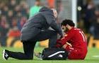 Salah, Matip kéo nhau chấn thương và 'bóng ma' với Liverpool