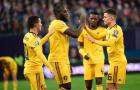 Nhà Hazard chói sáng, Bỉ giành ngôi nhất bảng I với 9 trận toàn thắng