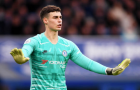 Kepa 'kiến tạo' cho đối thủ sút tung lưới Chelsea