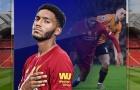 Joe Gomez: Đối tác số 1 của Van Dijk tại Liverpool