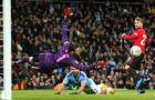 1 bàn thắng, 1 thẻ đỏ; Man United cay đắng rời Carabao Cup