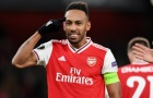 ĐHTB vòng 27 Premier League: Fernandes và Aubameyang 'gánh team'