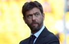 Sếp lớn Juventus: 'Tất cả mọi người đang đối mặt với mối hiểm họa thực sự,'