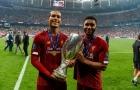 Van Dijk thừa nhận đối tác ưa thích nhất của mình tại Liverpool