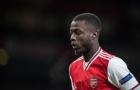 'Arsenal chưa tìm ra vị trí hoàn hảo cho Pepe'