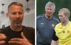 Giggs tiết lộ 'mối bất hòa' giữa Sir Alex Ferguson và Paul Scholes