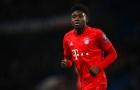 Sao mai Bayern nhận lời khen từ nhà vô địch thế giới