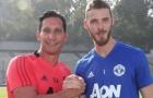 Cựu HLV Man United: 'De Gea không trung thành, anh ấy lừa dối tôi'